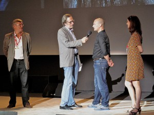 Paolo Marchetti, gagnant du prix ANI-PixPalace 2013