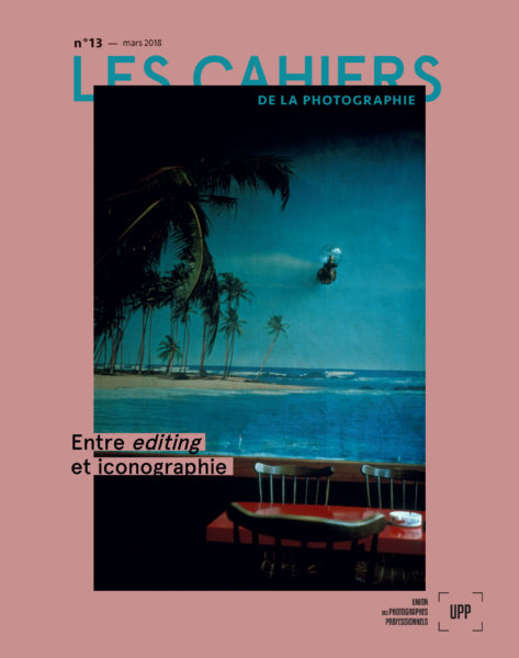 couverture Cahiers photographie 13